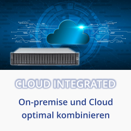 CLOUD INTEGRATED
